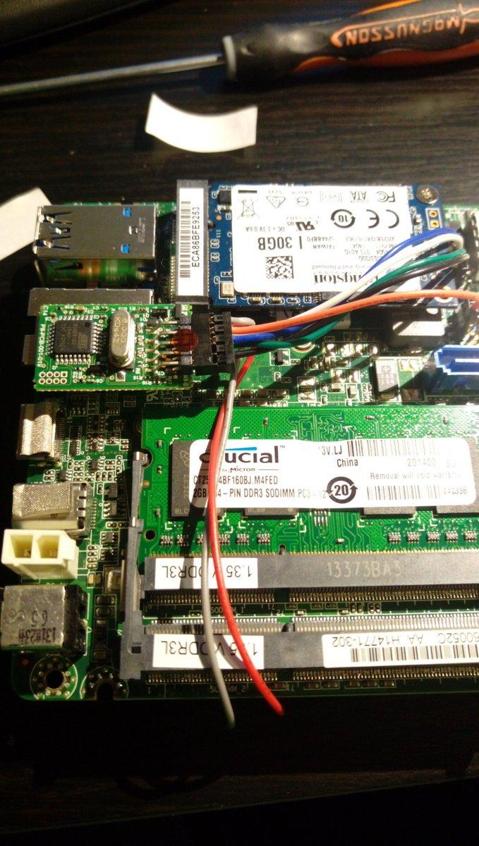 Intel NUC – XBMC cu HDMI CEC